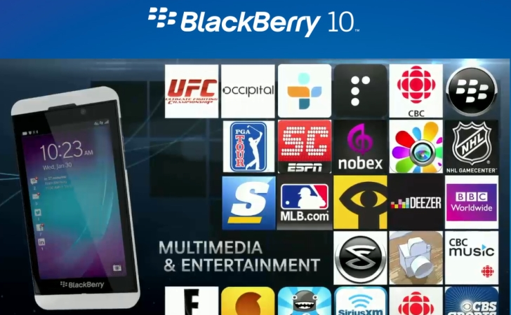 RIM's BlackBerry 10 Launch Event Live Coverage