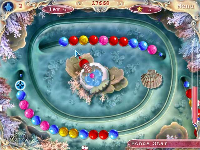 Aqua pearls - фото 3