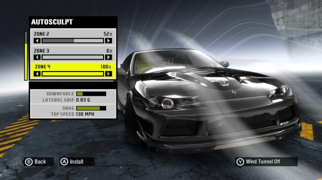 Images From Softpedia Reviews Games Xbox360 Need For Speed ProStreet Preview 69183s And Do Not Represent The Demo In Anyway