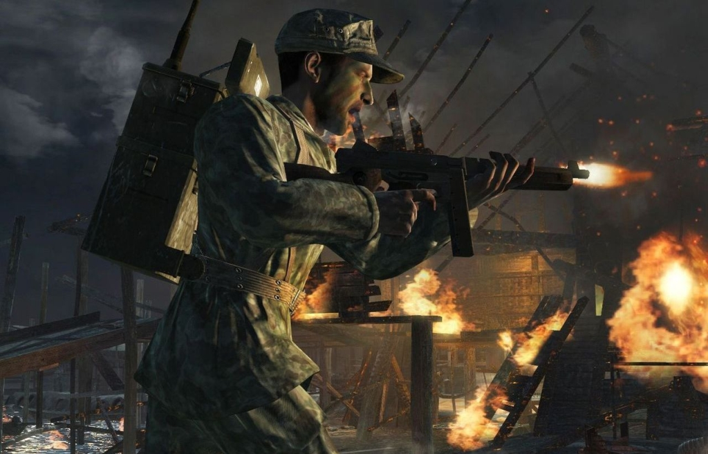First Call of Duty 5 Leaked Screens