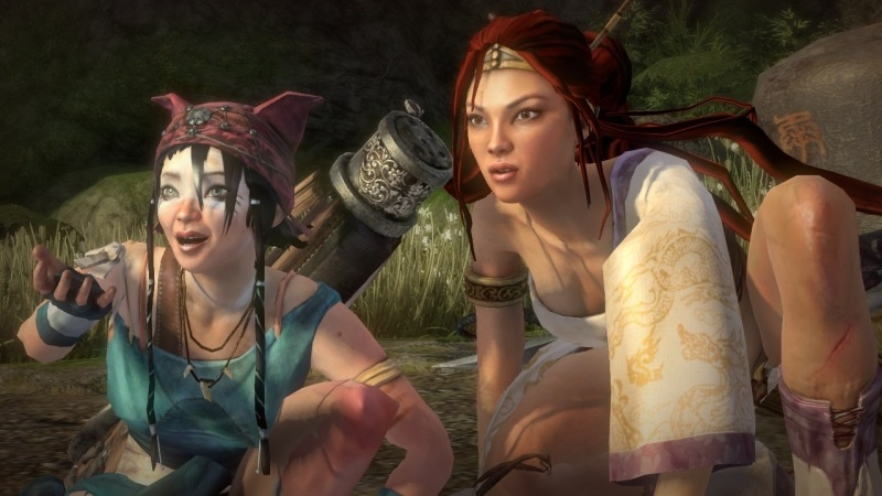 heavenly sword ps3 review