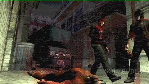Manhunt 2 / RUS / Action / 2007 / PSP