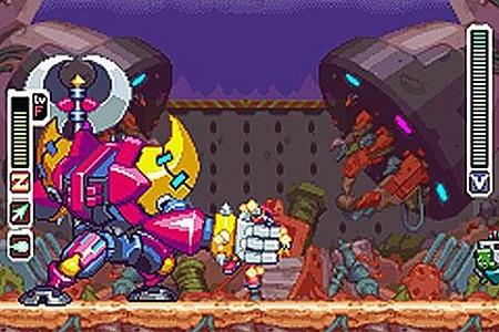Megaman Zero 4