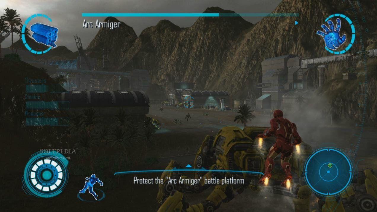 Iron Man 2: Iron Man 2: The Video Game