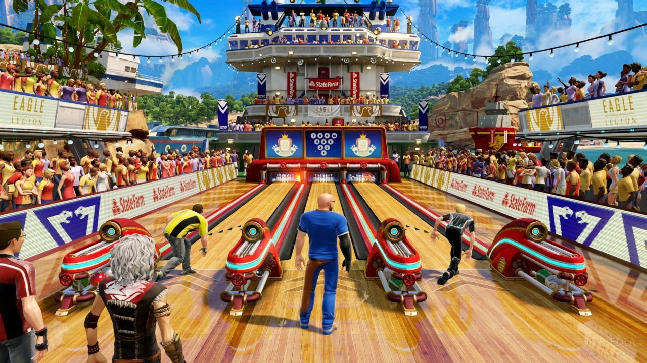 Sports Games For Xbox 1 : Kinect sports rivals review xbox one