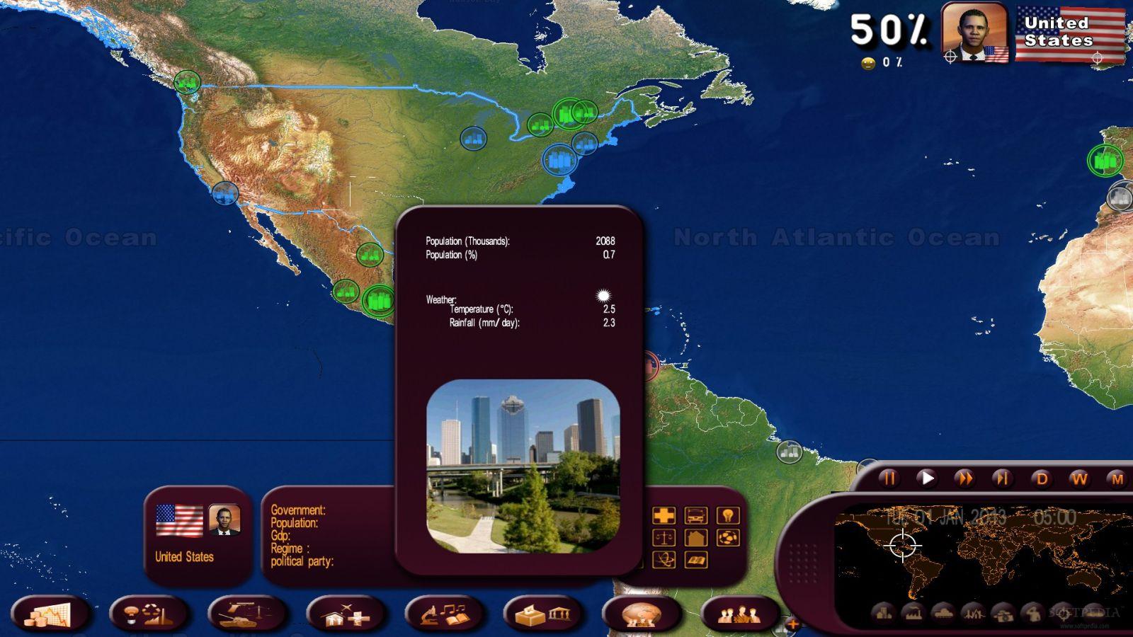 news masters world geopolitical simulator