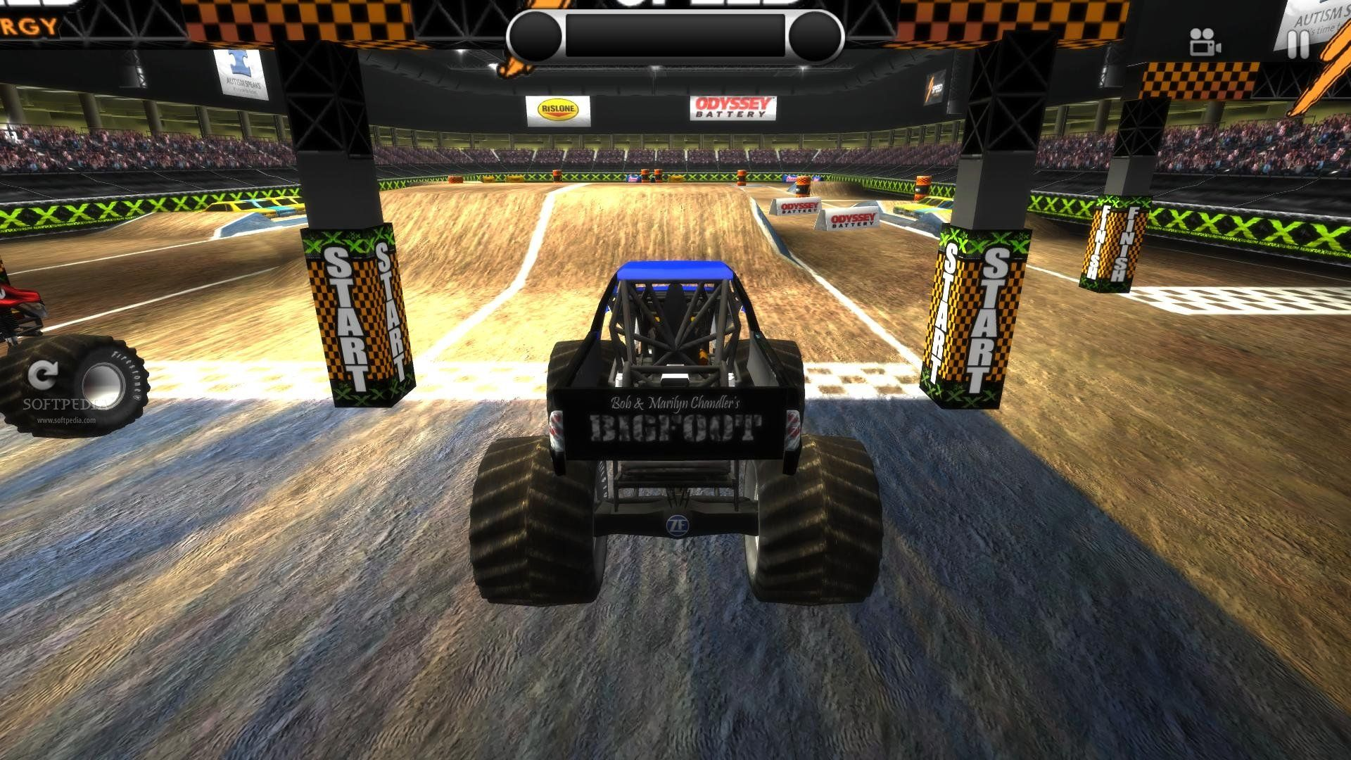 Monster Truck Destruction Review Pc
