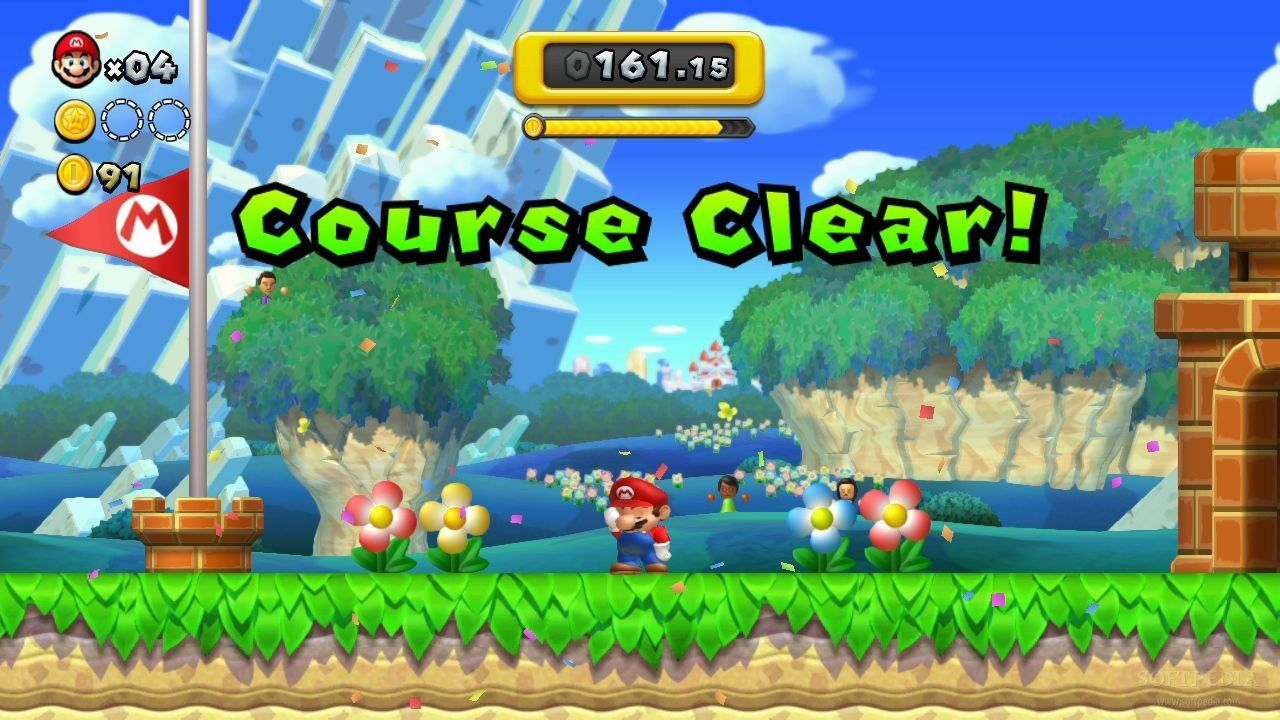 New Super Mario Bros  U Review (Wii U)
