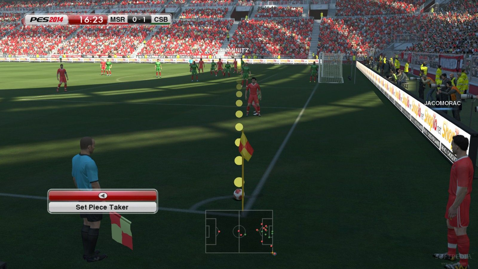 Pro Evolution Soccer 2014 Review (PC)