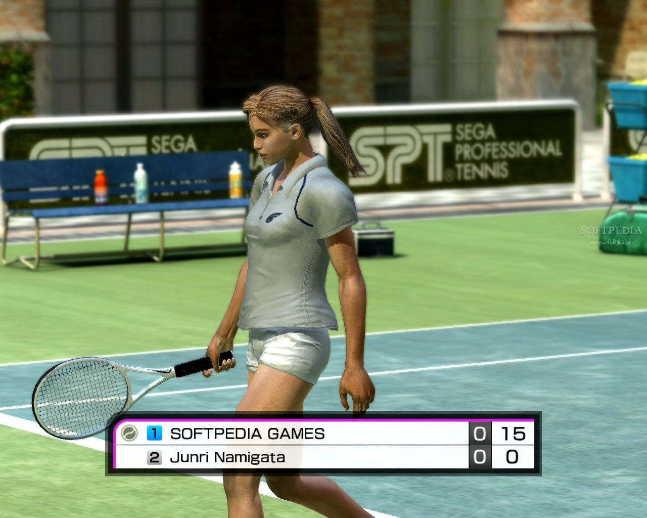 Virtua tennis 4 sega pc