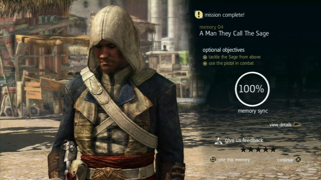 Assassin's Creed 4: Black Flag Review (PS3)