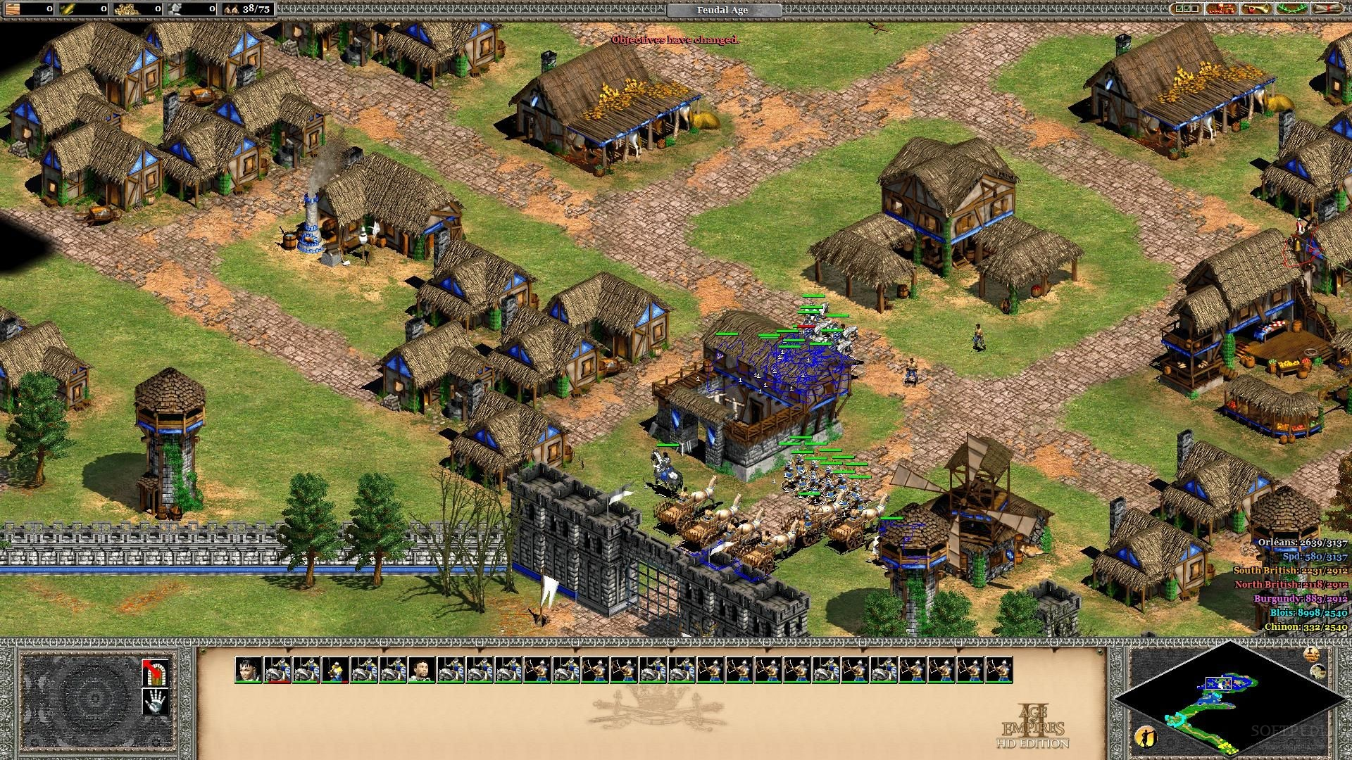 age of empires 2 hd edition review pc