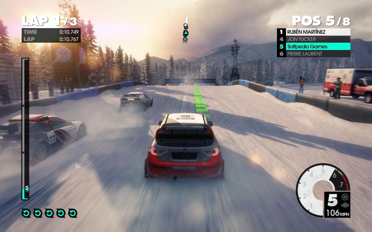 Subaru Racing Car Games