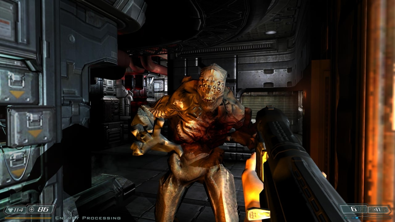 Doom 3 BFG Edition Review PC