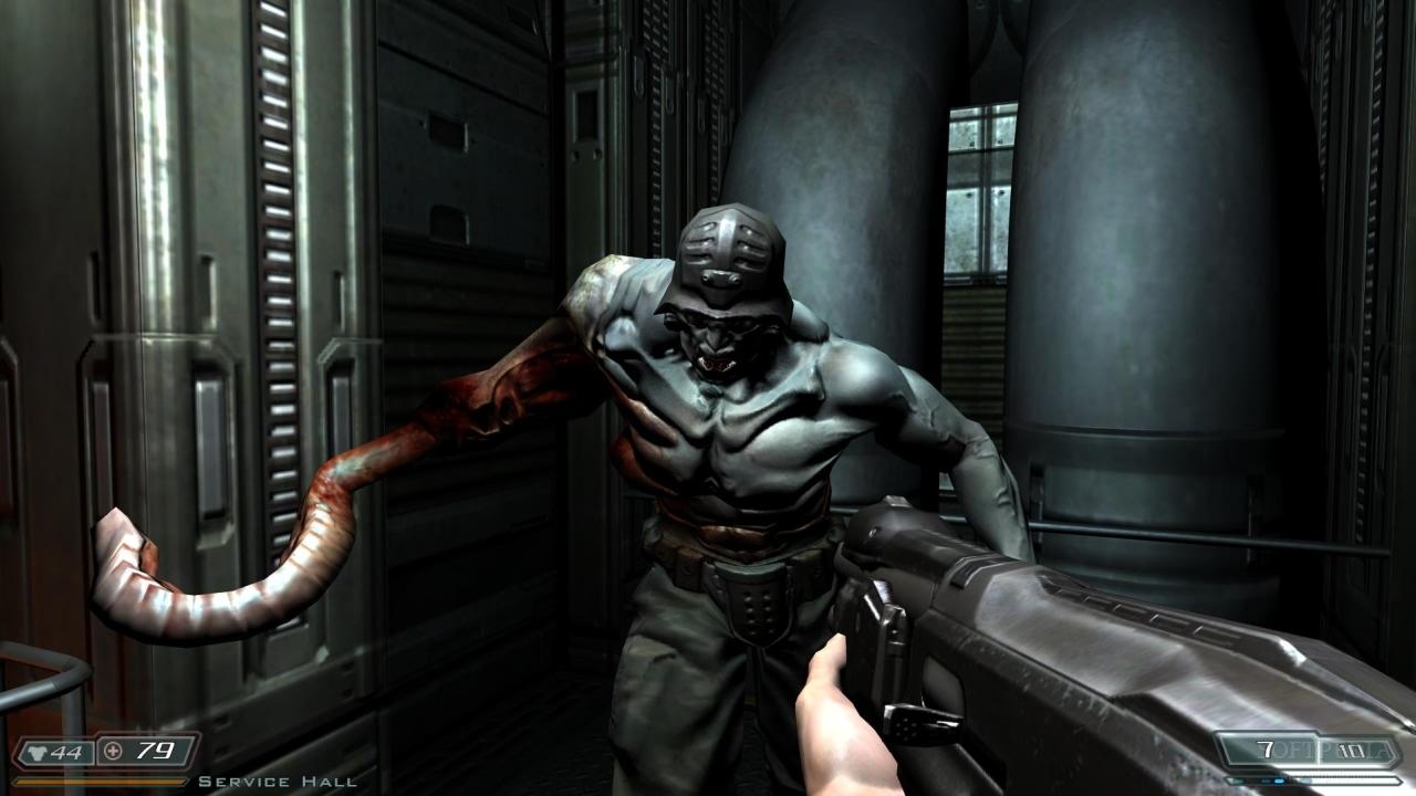 Doom 3: BFG Edition Review (PC)