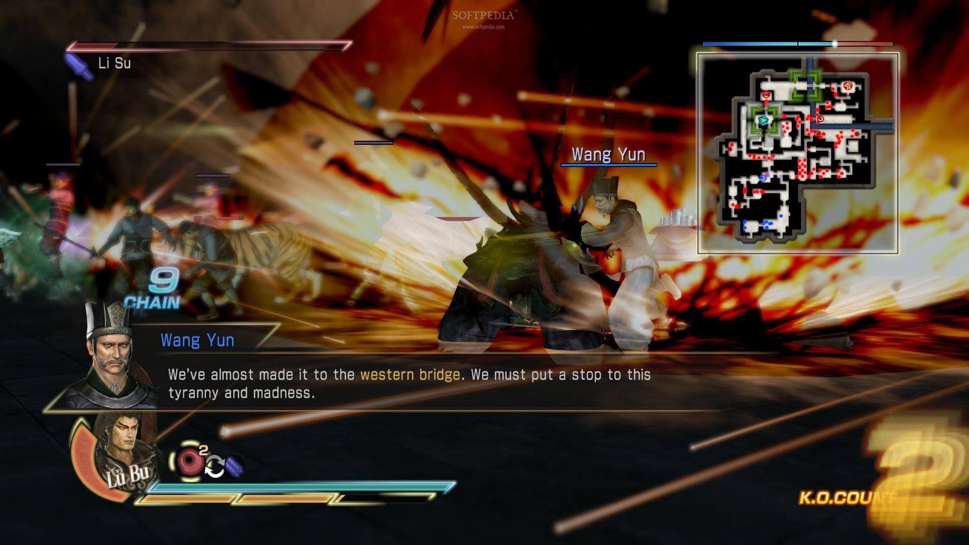 Co-Optimus - Dynasty Warriors 8: Xtreme Legends (PC) Co-Op ...
