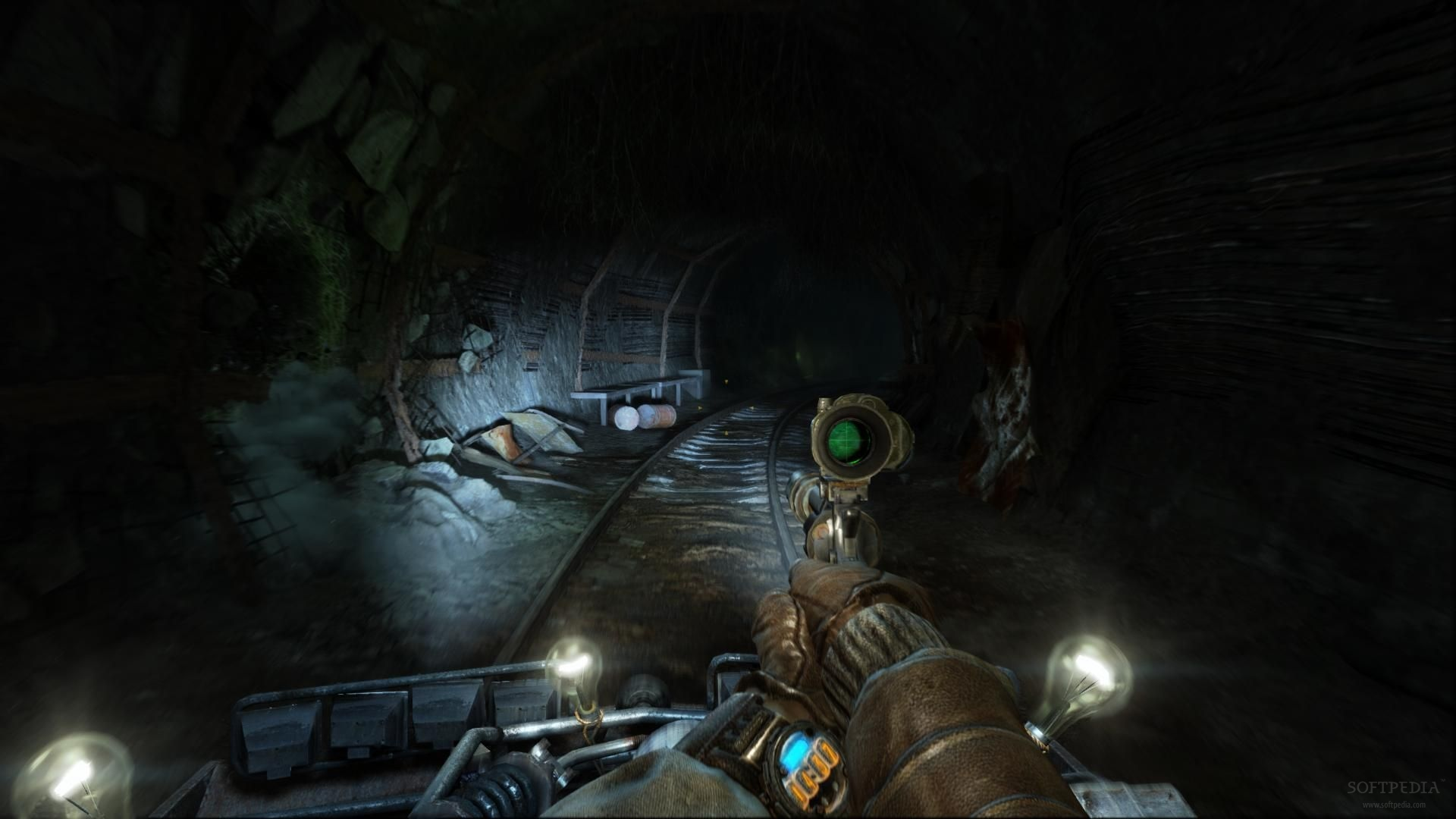 metro last light how to put on gas mask pc
