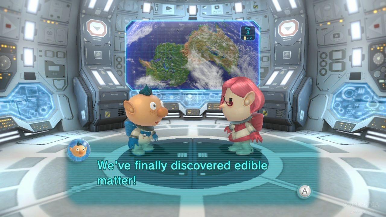 Pikmin 3 Review Wii U