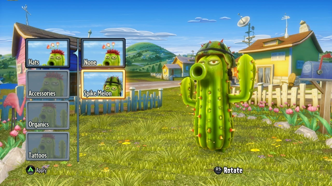 Plants Vs Zombies Garden Warfare Review Xbox One