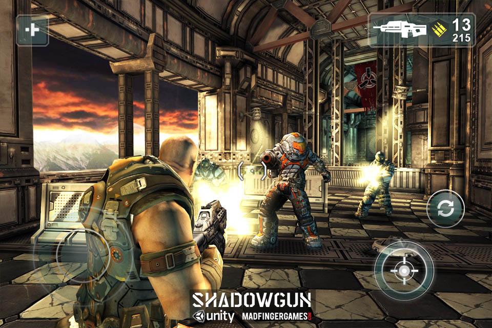 Shadowgun скачать - фото 6