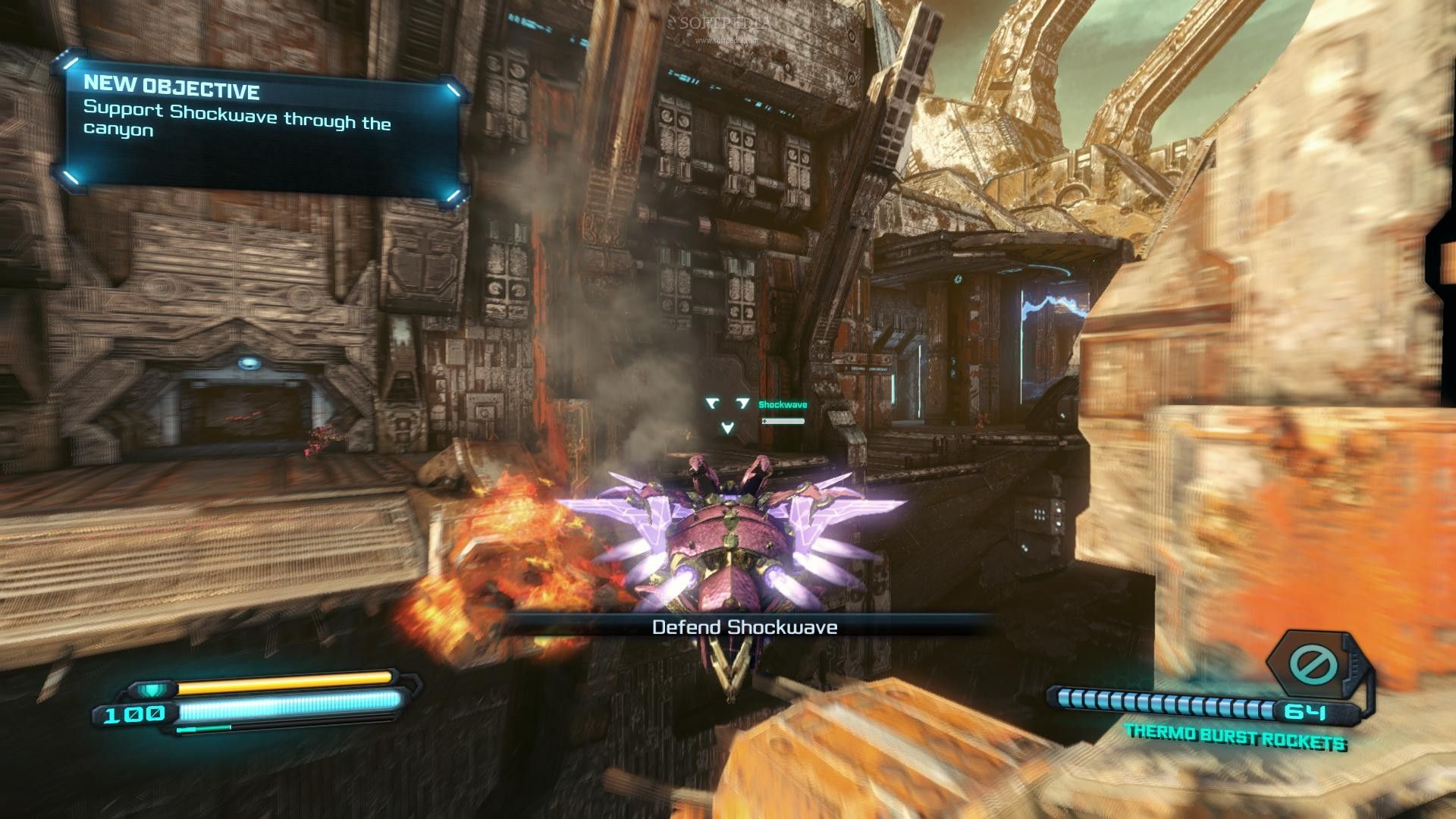 transformers: rise of the dark spark review (pc)