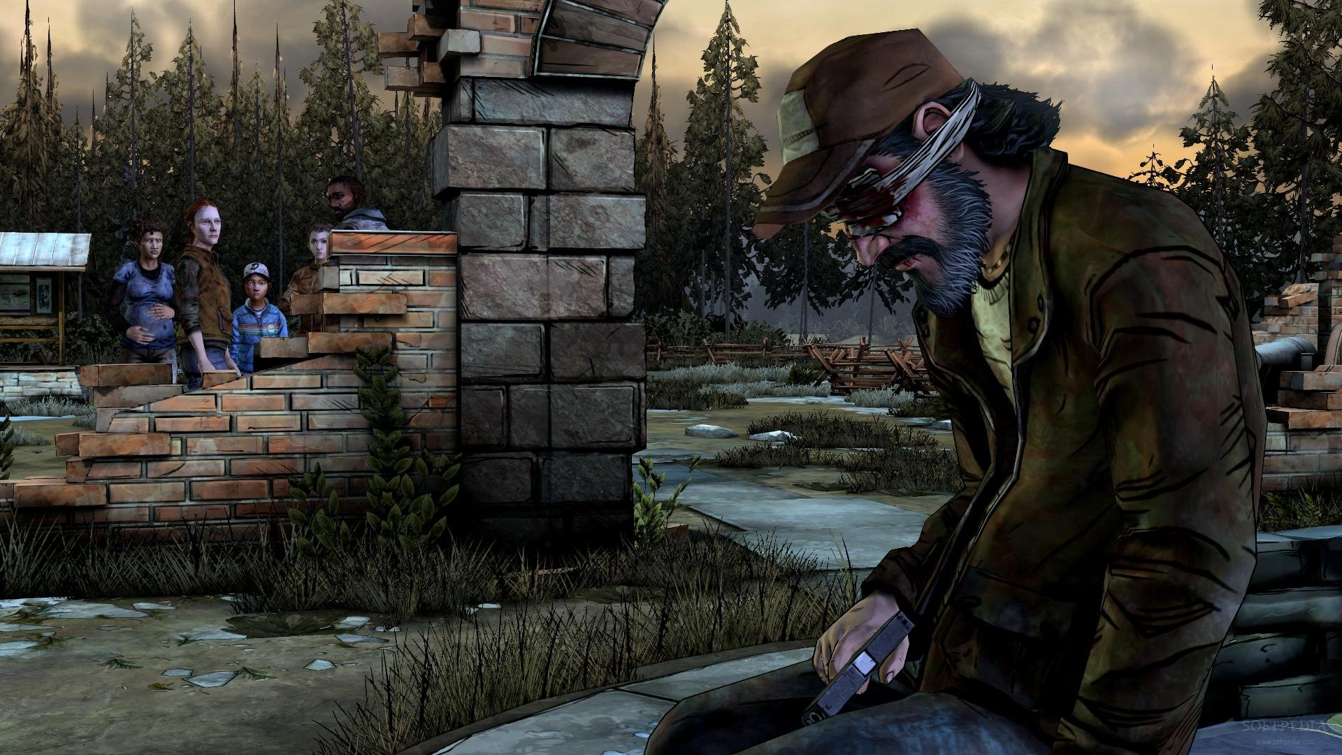 The Walking Dead Season 2 Episode 4: Amid The Ruins Review (PC)