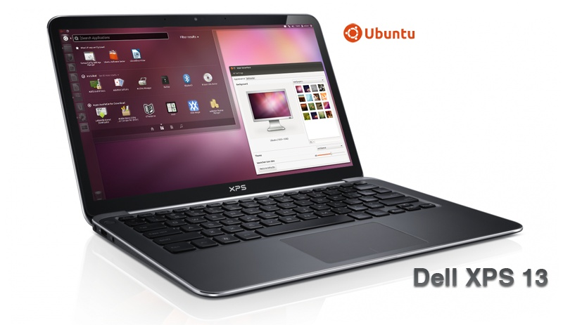 Dell XPS 13 Laptop Will Come with Ubuntu 12 04