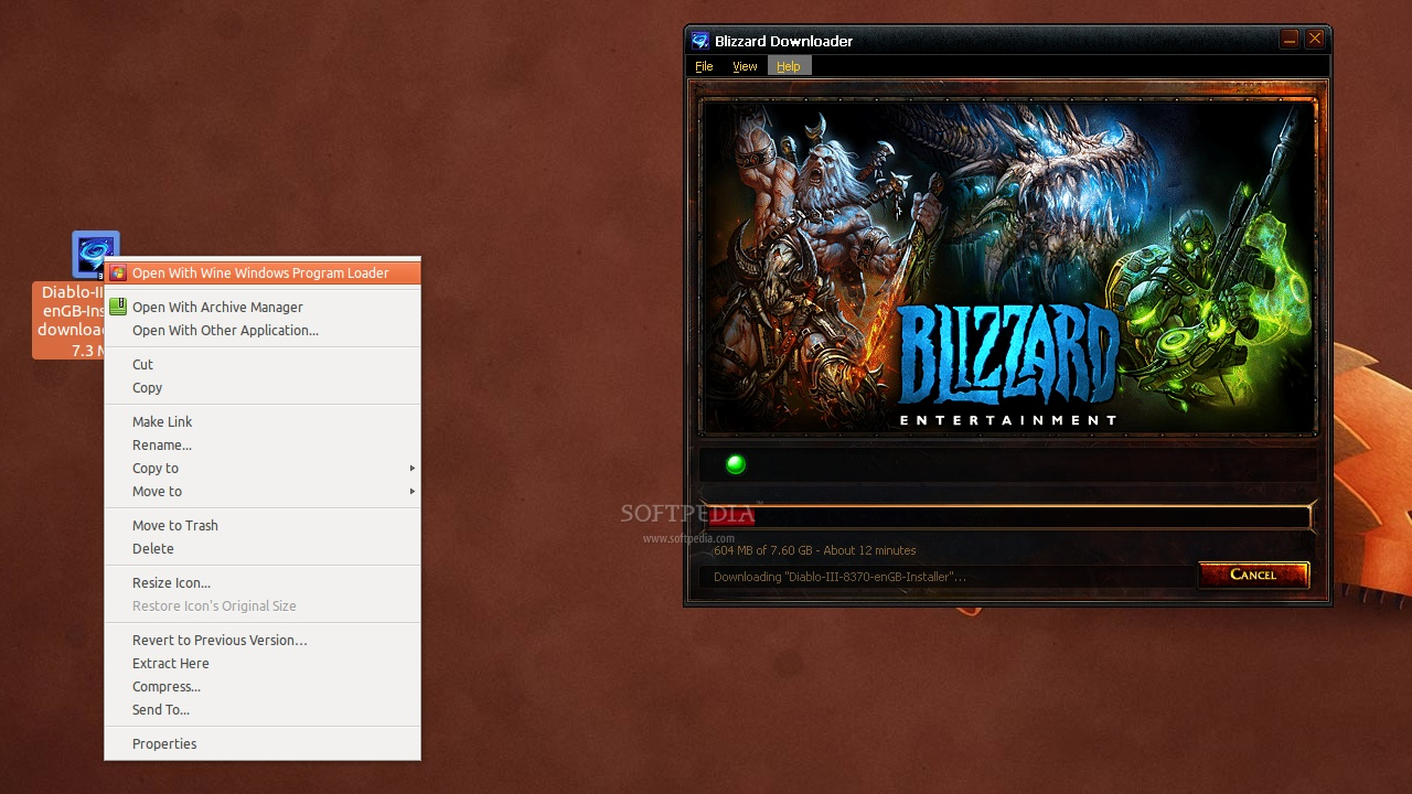 How to Install Diablo 3 on Linux