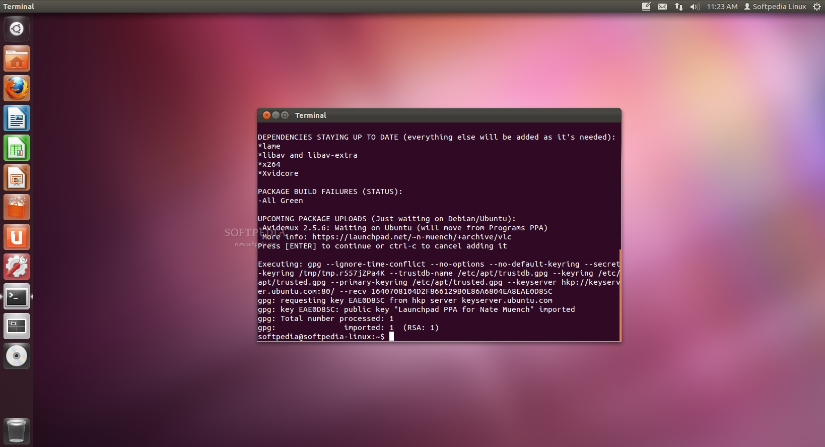 vlc pour ubuntu 11.10