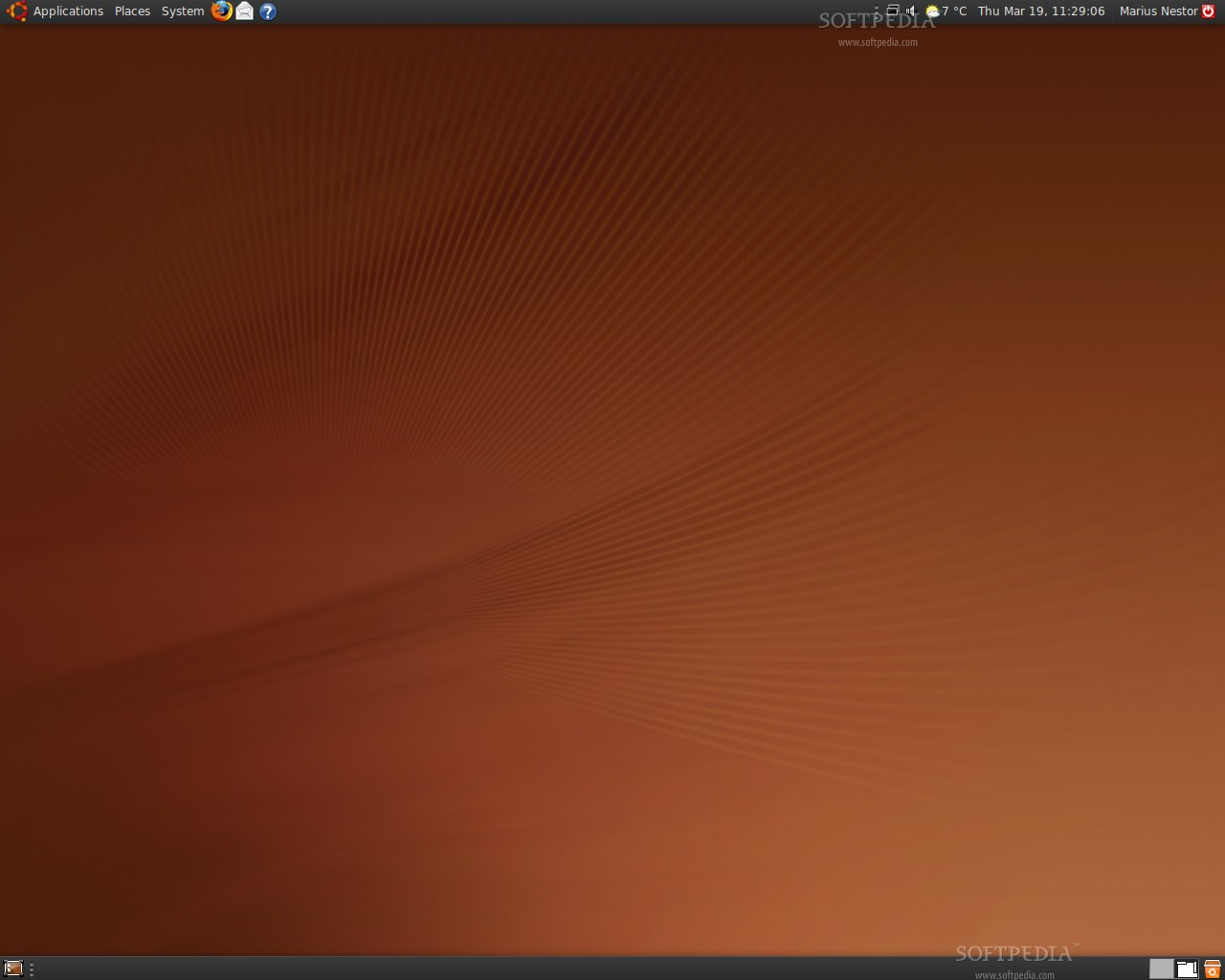 Ubuntu Jaunty Alpha 6: 2 New Wallpapers and a New Boot ...