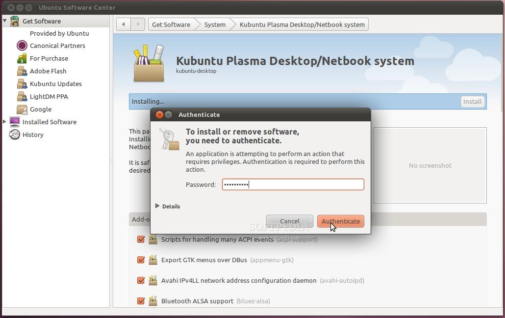How to Install KDE SC 4 7 on Ubuntu 11 04