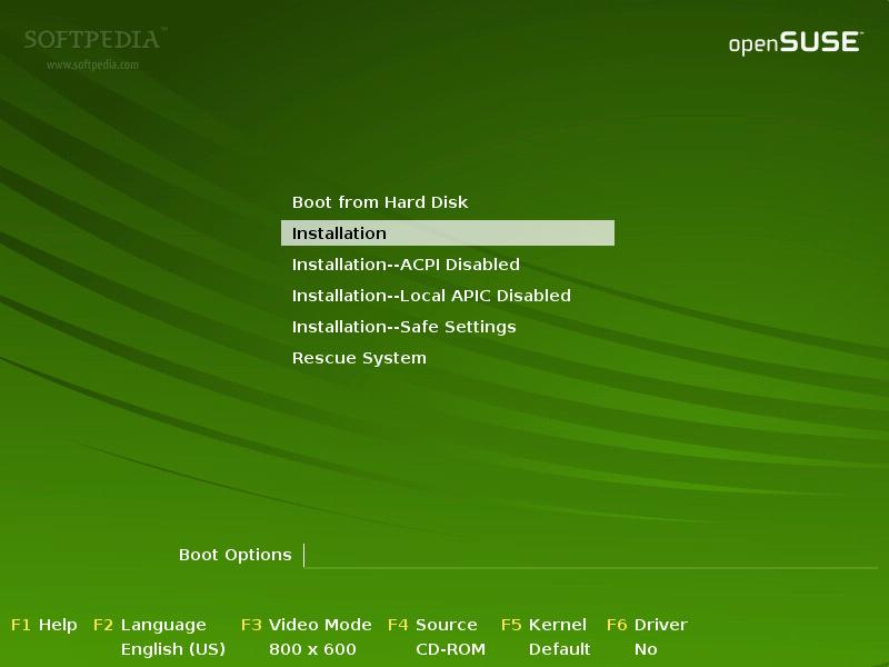 suse linux 10.3