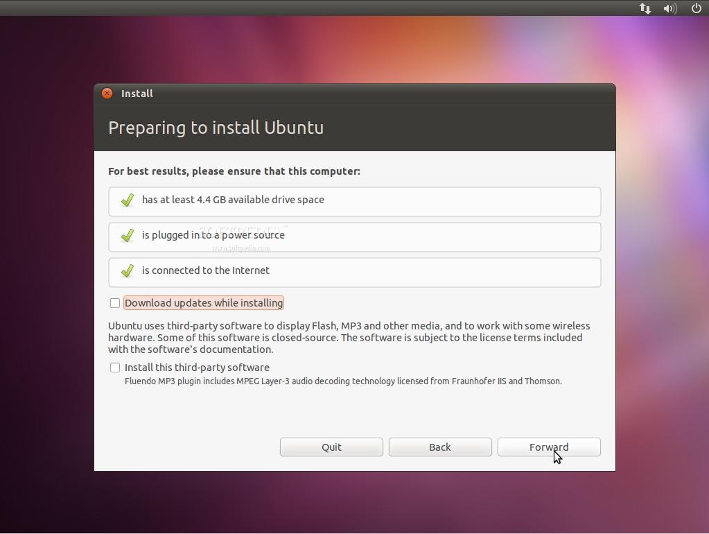 installing ubuntu 11 04 rh news softpedia com Ubuntu 11.04 Review Ubuntu 11.04 Review