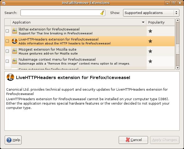 Ubuntu 7 10 Alpha 5 Brings New Printing System and X GUI