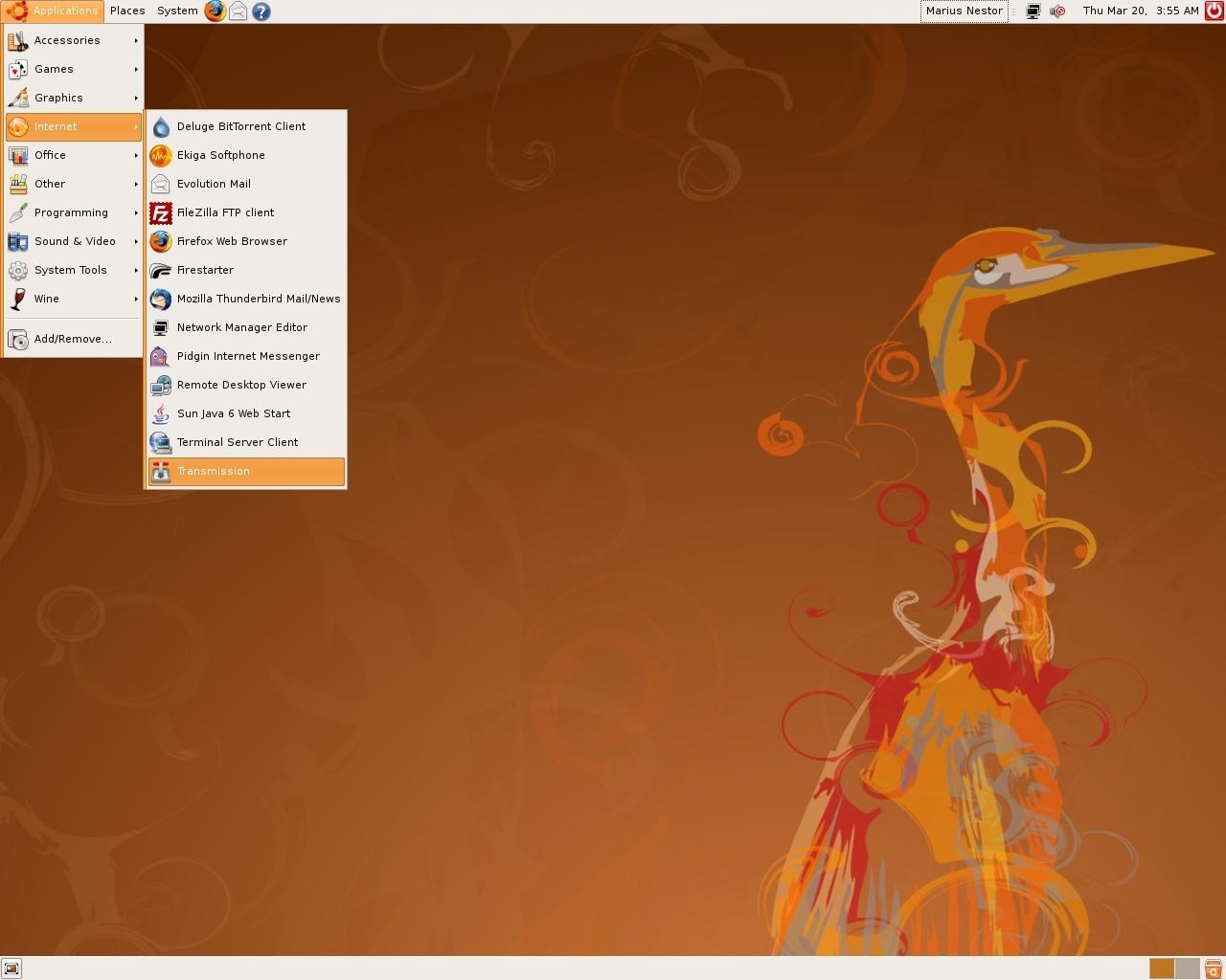ubuntu 8.04 lts hardy heron