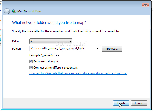 How to Fix Windows 7 Sharing in VirtualBox