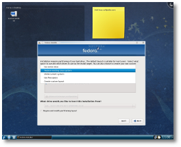 fedora 11 screenshots