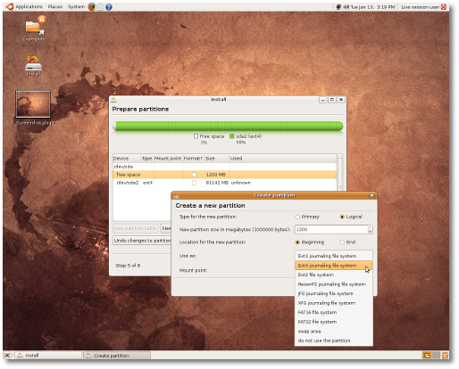 Ubuntu 9.04 ya salio