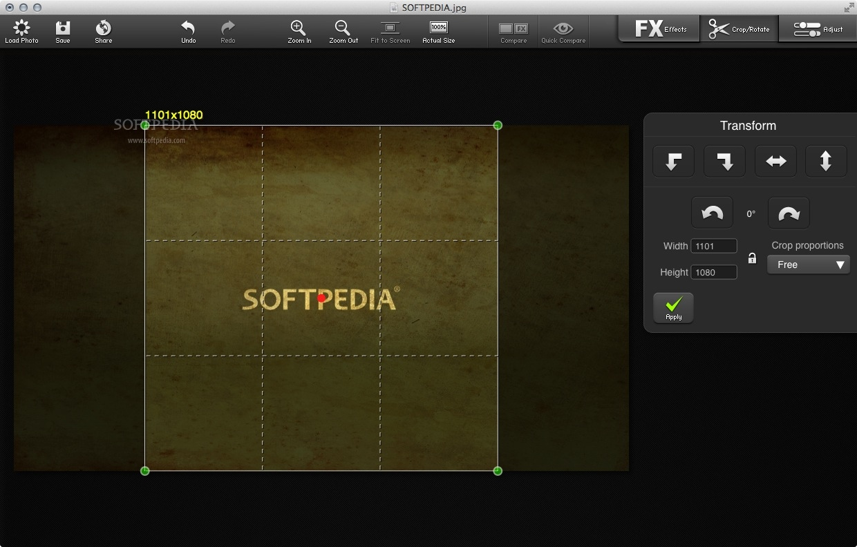Fx photo pro mac