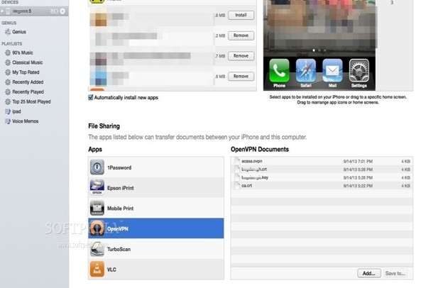 How to Use OpenVPN on iPhone or iPad