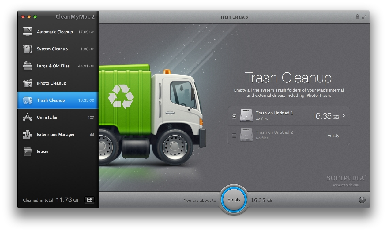 how to clean up my mac hard drive