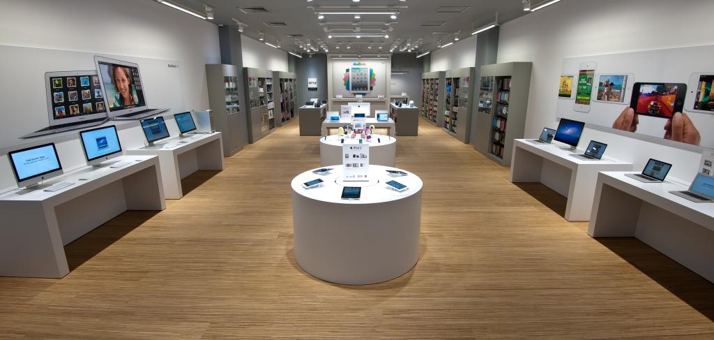 Apple Premium Reseller Istyle Opens Biggest Store In Se