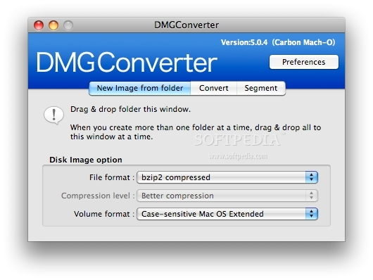 mac exe to dmg converter