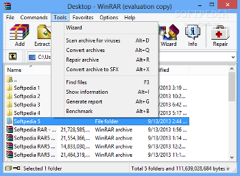 WinRAR 5 0 Review