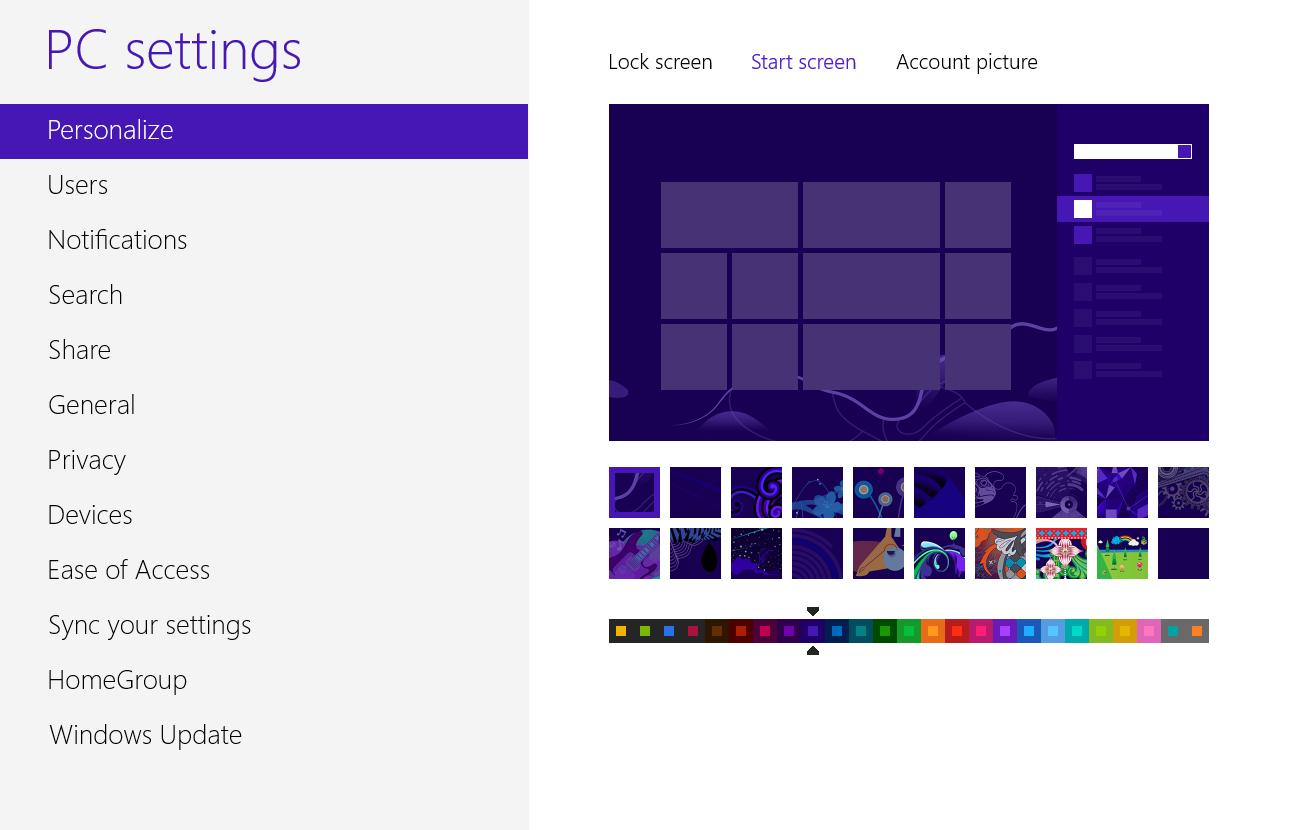 windows 8 skip microsoft account