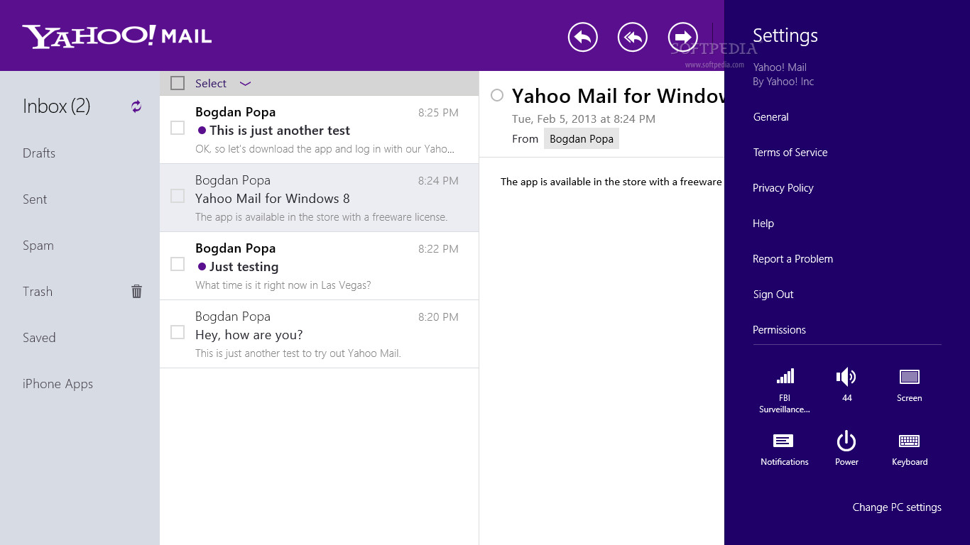 extra email your yahoo account
