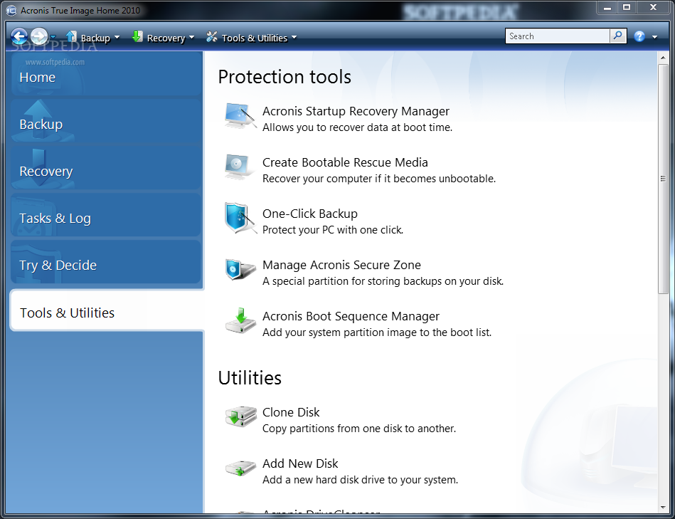 Acronis Disk Director - download in one click. Virus free.