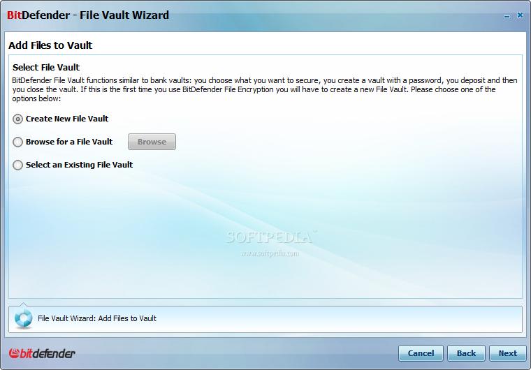 BitDefender Total Security 2010 Beta - Intermediate Mode