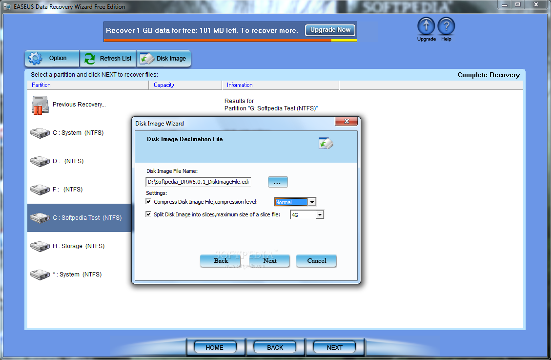 easeus data recovery wizard 5.0.1 gratuit