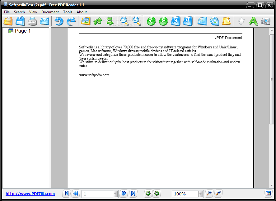 Free Pdf Reader Software For Windows 7